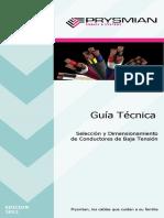 PRYSMIAN Catalogo-Guia Cables BT-2012 Ar