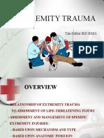 Extremity Injuries