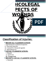 Medicolegal Aspect of Wound