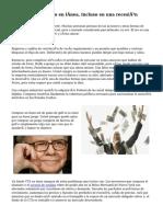 Cómo hacer dinero en línea, incluso en una recesión