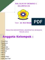 Tutorial Kelompok VIII