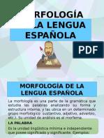 Morfología de La Lengua Española