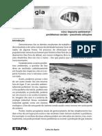 Biologia_ Lixo - Impacto Ambiental