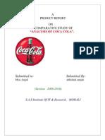 Coca Cola Project