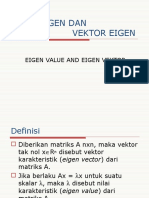 materi Vektor Eigen