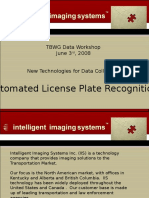 13 - Automated License Plate Recognition, Brian Heath, Intelligent Imaging Systems.ppt