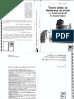 BERMAN, Marshall - Todo lo solido se desvanece en el aire (1982).pdf