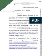 Decisão TJSP - fosfoetalonamina