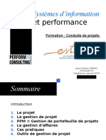 Formation Gestion Projet Synthèse 2016