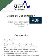 Capacitación Drivetest 130921