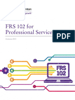 FRS 102 for Professional Services LLPs