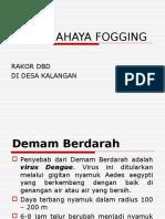 Bahaya Fogging