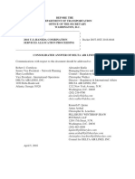 Consolidated Answer of Delta Air Lines