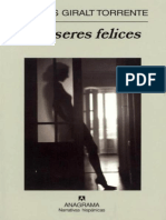 Los Seres Felices - Giralt Torrente, Marcos