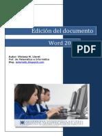 03-UTN FRBA Word 2007 Edicion Del Documento