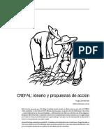 ZEMELMAN (2013) CREFAL_ideario y Propuestas de Acción