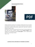 LUPORINI La metodolog+¡a del marxismo en Gramsci