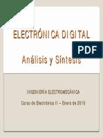 ElectrOnica Digital Analisis y Sintesis