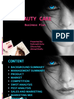 52168680 Business Plan of Saloon Ppt