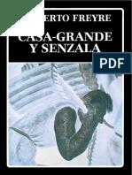 Casa Grande e Senzala, de Gilberto Freyre
