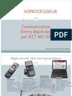 Mini-Projet Microprocesseur KIT MC09