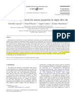 Caporale Et Al., 2006. Consumer Expectations for Sensory Properties in Virgin Olive Oils.