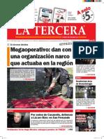 Diario La Tercera 06.04.2016