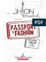 2016 JLLV Fashion Forward Program
