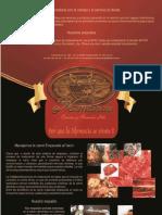 Brochure y Carta de Presentación