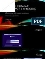 Tutorial Instalar Windows 8