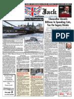 Union Jack News - April 2016