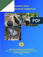 Pedoman Teknis Pengembangan Sumber Air 2014.pdf