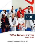 Apr '16 Newsletter