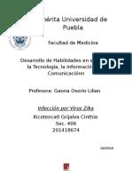 Infección por Virus Zika