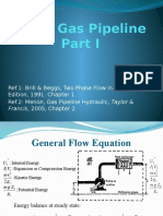 Sales Gas Pipeline