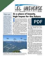 Parallel Universe Newsletter Summer 2009