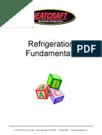 Refrigeration Fundamentals