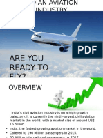 Aviation INDUSTRY (INDIA)