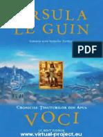 Ursula k. Le Guin - Cronicile Tinuturilor Din Apus - 02 Voci