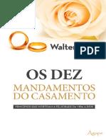 WALTER BASTOS Os Dez Mandamentos Do Casamento