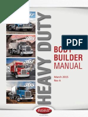 Peterbilt Builder Manuals_Peterbilt Heavy Duty ... on