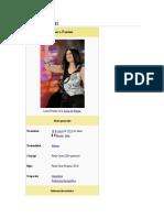 Laura Pausini biografia