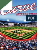 2016 Altoona Curve Media & Information Guide