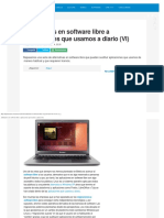 Alternativas en Software Libre - AA.vv