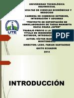 Presentación exportacion tagua