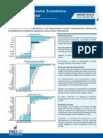 Informe Tecnico Panorama departamental