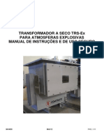 MI-0005 Manual Transformador Seco TRS-Ex