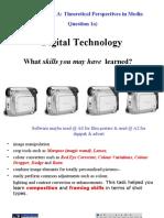 Production & Digital Technology