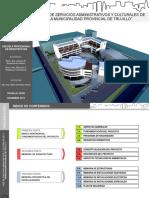 FAUA-UPAO Expo Tesis Sede de Servicios Administrativos y Culturales de Trujillo