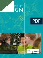 WSP Graduate Brochure 2013b